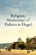 Cover for Religion, Modernity, and Politics in Hegel