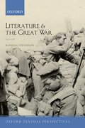 Cover for Literature and the Great War 1914-1918