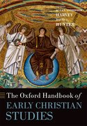 Cover for The Oxford Handbook of Early Christian Studies