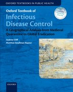 Cover for Oxford Textbook of Infectious Disease Control
