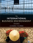Hamilton & Webster: The International Business Environment 2e