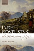 Cover for Irish Novelists and the Victorian Age