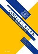 Cover for Cancer in Children