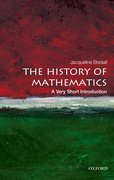 Cover for The History of Mathematics: A Very Short Introduction