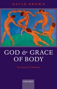 Cover for God and Grace of Body