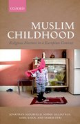 Cover for Muslim Childhood