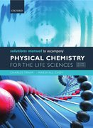 Cover for Solutions Manual to accompany Physical Chemistry for the Life Sciences