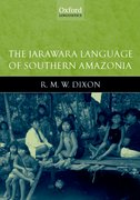 Cover for The Jarawara Language of Southern Amazonia
