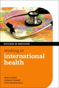 Cover for Working in International Health