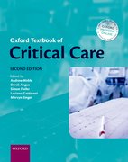 Cover for Oxford Textbook of Critical Care