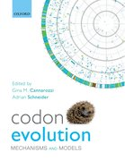 Cover for Codon Evolution