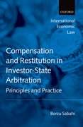 Cover for Compensation and Restitution in Investor-State Arbitration