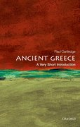 Cover for Ancient Greece: A Very Short Introduction