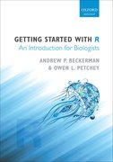 Cover for Getting Started with R