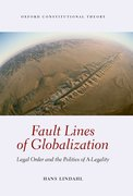 Cover for Fault Lines of Globalization