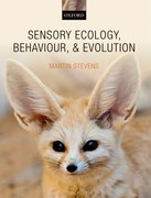 Cover for Sensory Ecology, Behaviour, and Evolution