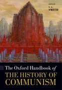 Cover for The Oxford Handbook of the History of Communism