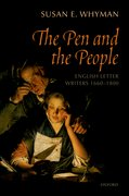 Cover for The Pen and the People