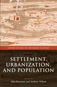 Cover for Settlement, Urbanization, and Population