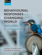 Cover for Behavioural Responses to a Changing World