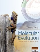 Cover for Molecular Evolution