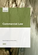 Bradgate & White: Commercial Law 2011