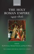 Cover for The Holy Roman Empire 1495-1806