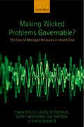 Cover for Making Wicked Problems Governable?