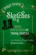 Cover for Sketches of Young Gentlemen and Young Couples