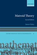 Cover for Matroid Theory