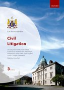 Cover for Civil Litigation