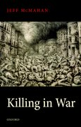 Cover for Killing in War