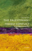 Cover for The Palestinian-Israeli Conflict: A Very Short Introduction