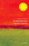 Cover for Terrorism: A Very Short Introduction