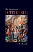 Cover for The Meaning of Terrorism