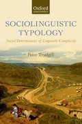 Cover for Sociolinguistic Typology
