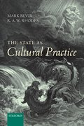Cover for The State as Cultural Practice