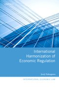 Cover for International Harmonization of Economic Regulation
