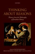 Cover for Thinking About Reasons