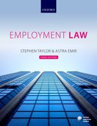 Taylor & Emir: Employment Law 3e