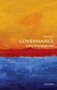 Cover for Governance: A Very Short Introduction