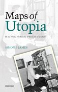 Cover for Maps of Utopia