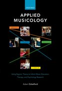 Cover for Applied Musicology