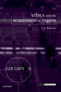 Cover for Ethics and the Acquisition of Organs