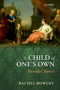 Cover for A Child of One