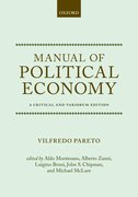 Cover for Manual of Political Economy