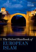 Cover for The Oxford Handbook of European Islam