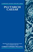 Cover for Plutarch <em>Caesar</em>