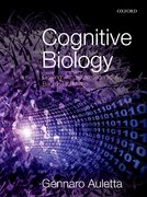 Cover for Cognitive Biology