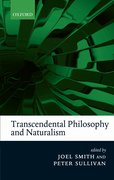 Cover for Transcendental Philosophy and Naturalism